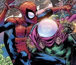 Spider-Man contro Mysterio