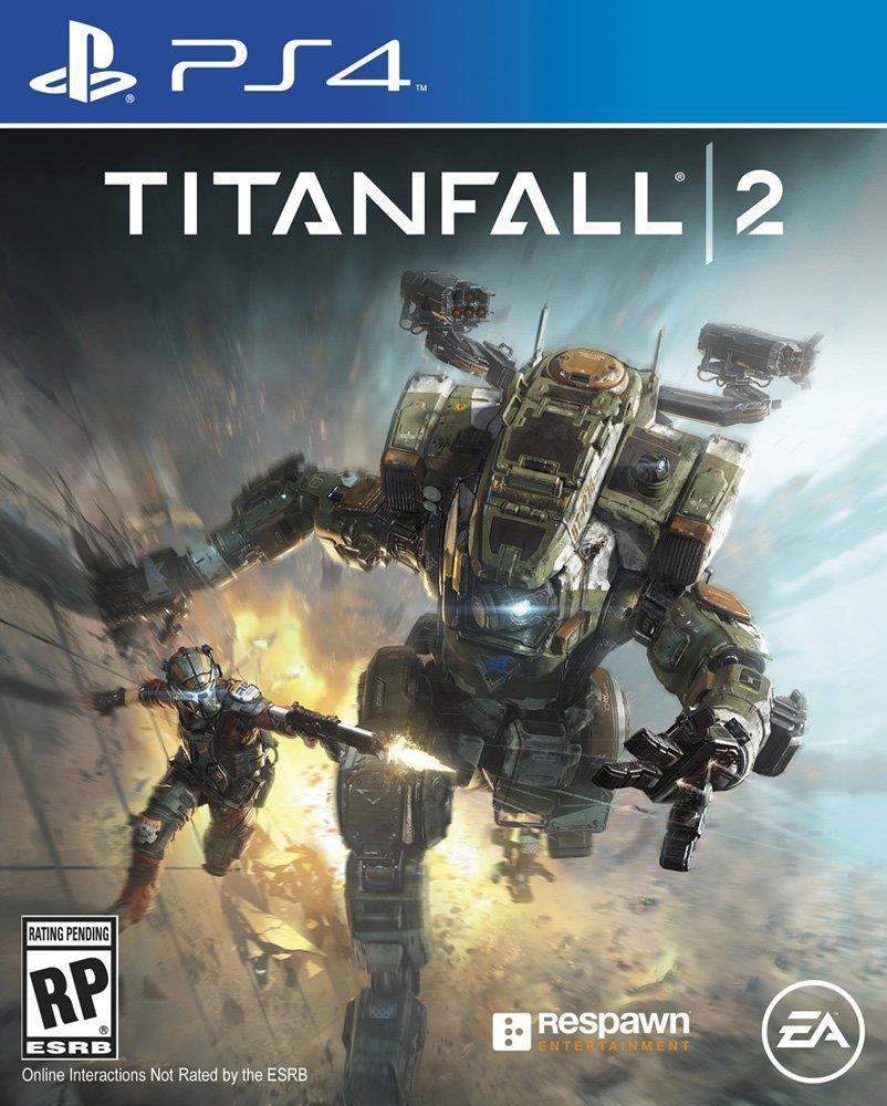Titanfall 2 in uscita ad ottobre su PS4, Xbox One e PC