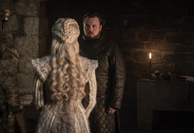 GoT 8: l'incontro tra Sam e Daenerys