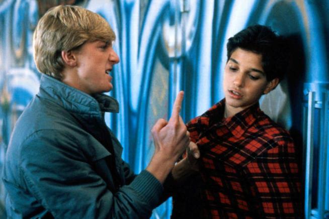 I protagonisti del film del 1984