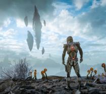 Una fase esplorativa in Mass Effect: Andromeda
