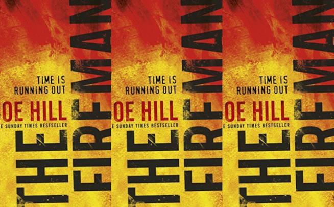 Ecco The Fireman, l'esplosivo horror di Joe Hill