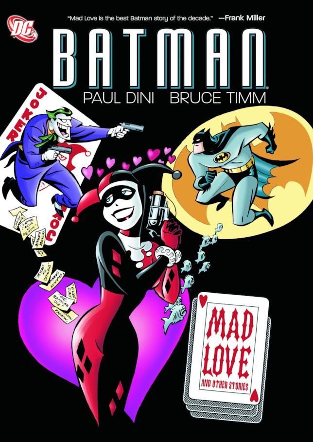 Mad Love, il fumetto