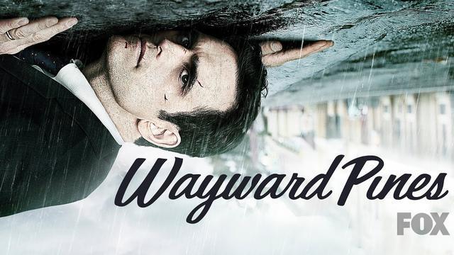 Matt Dillon: Wayward Pines