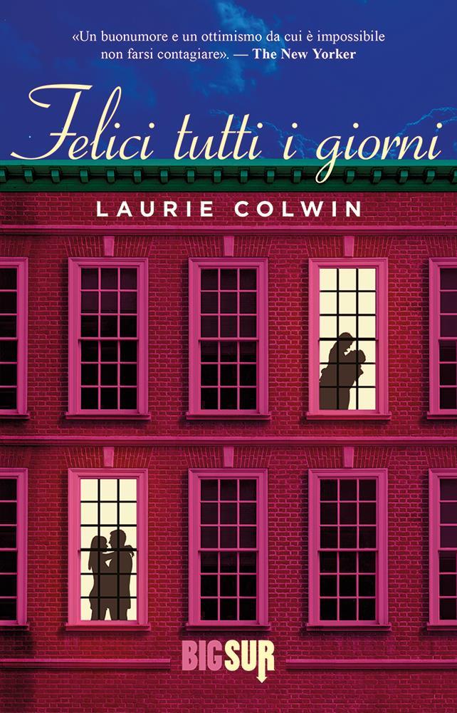 La copertina italiana di Felici Tutti i Giorni