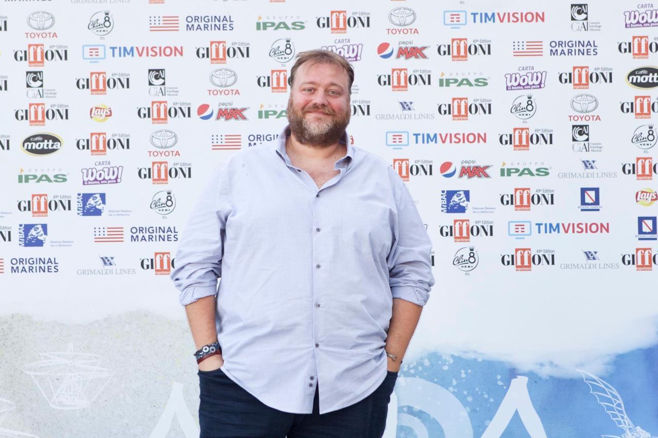 La voce italiana di Pumbaa al Giffoni Film Festival 2019