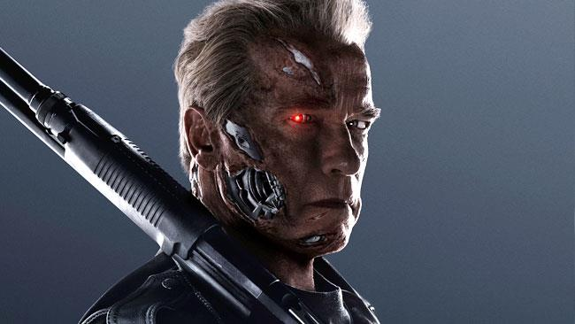 Arnold Schwarzenegger è il Terminator