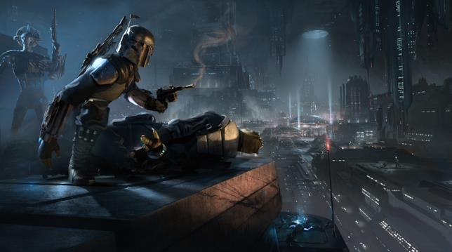 Lo Star Wars di Visceral Games