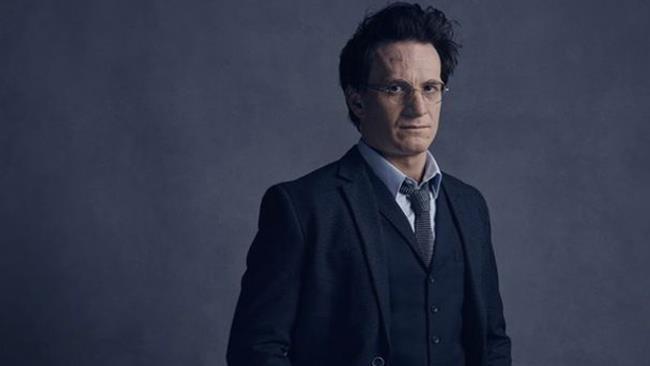 Jamie Parker nel ruolo di Harry Potter
