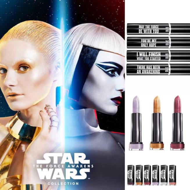 Star Wars by Cover Girls