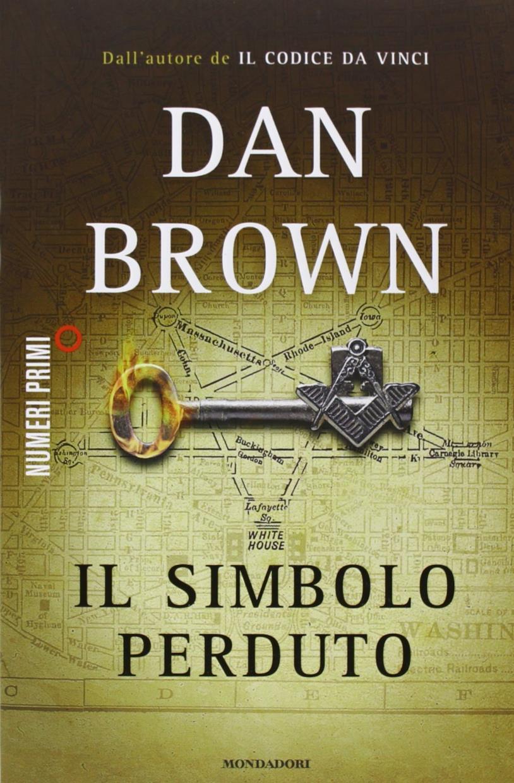 La copertina del libro Il simbolo perduto