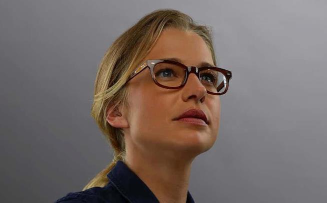 Lo sguardo della Dottoressa Louise