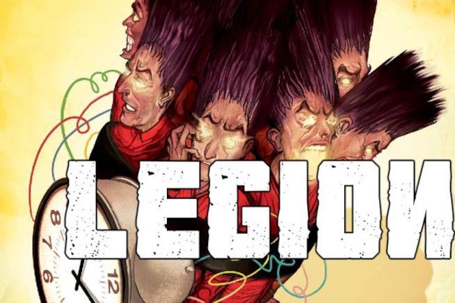 Legion: oltre alla serie TV torna con una nuova collana di fumetti