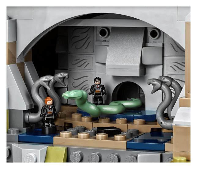 LEGO Hogwarts: la Camera dei Segreti