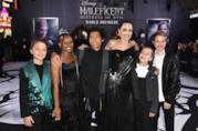 Angelina Jolie e i figli stregano i presenti alla prima di Maleficent 2 [GALLERY]