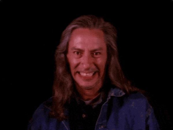 Bob in Twin Peaks