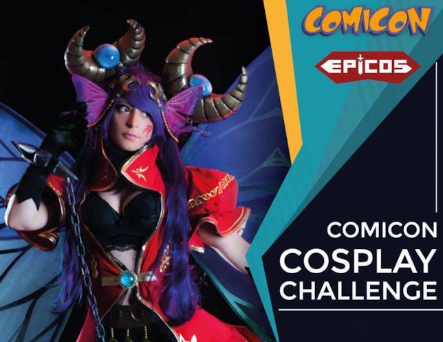 La sfida del Cosplay Challenge