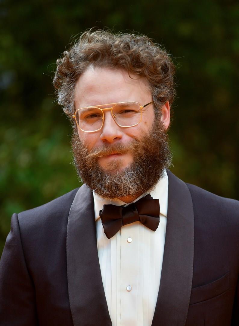 Seth Rogen, doppiatore di Pumbaa ne Il Re Leone