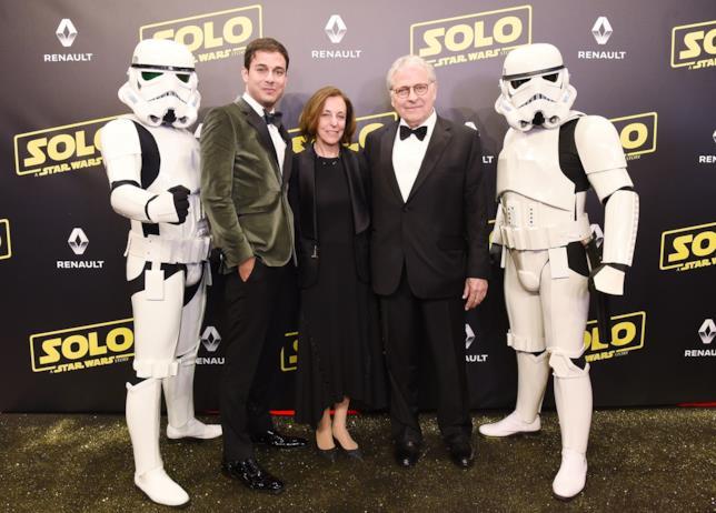 Gli stormtrooper a Cannes 2018 per Solo