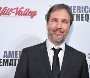 Mezzo primo piano di Denis Villeneuve agli American Cinematheque Awards