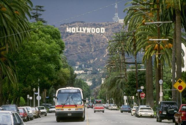 Le colline di Hollywood