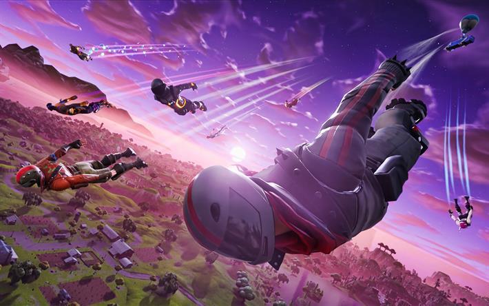 Fortnite di Epic Games