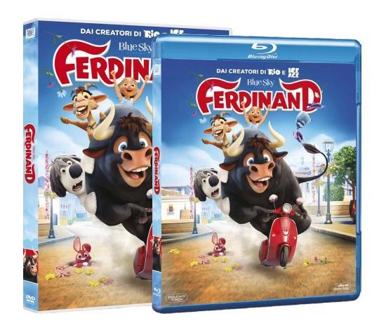 Ferdinand in Home Video