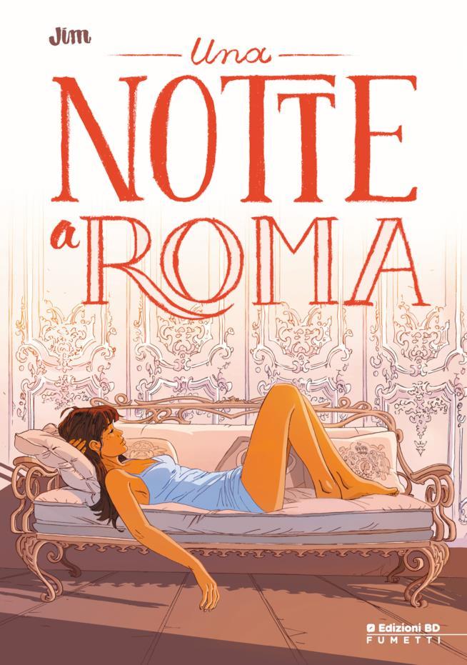Copertina di Una Notte a Roma