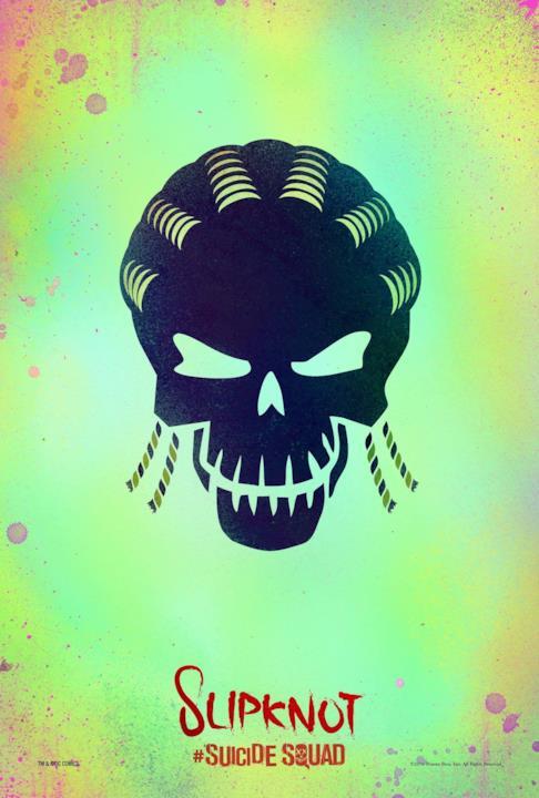 Poster di Slipknot in Suicide Squad