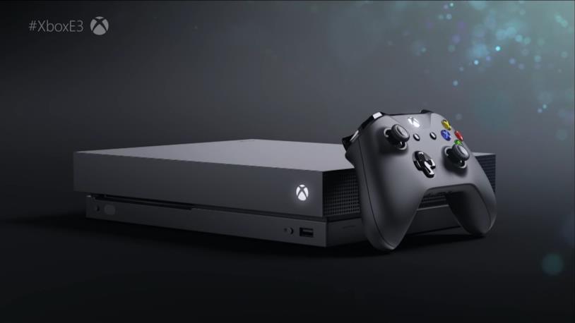 Xbox One X è l'ex Project Scorpio