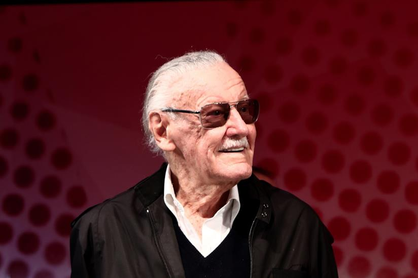 Stan Lee, creatore di Spider-Man e altri eroi Marvel