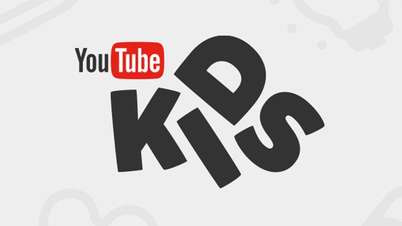 Il logo di YouTube Kids