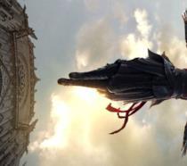 Aguilar compie il salto della fede nel film di Assassin's Creed