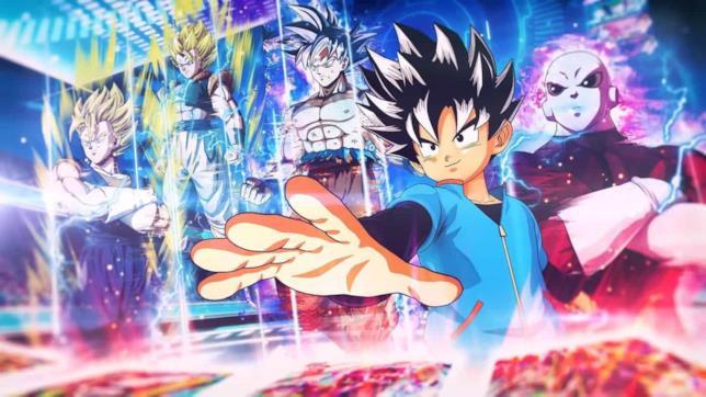 Videogioco carte Dragon Ball Heroes