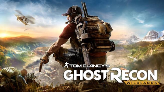 Ghost Recon Wildlands per PS4, Xbox One e PC