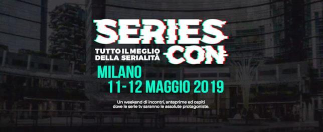 Vota le tue serie preferite la SeriesCon di Milan
