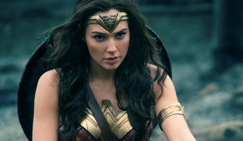 Un'immagine del film Wonder Woman