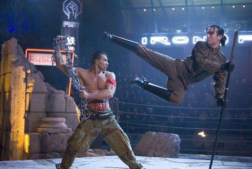 Bryan Fury nel film Tekken