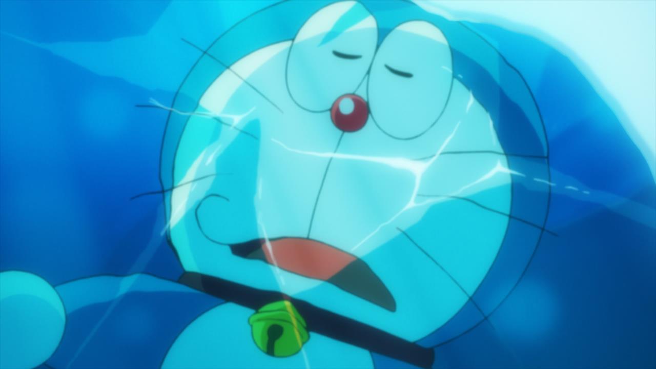 Doraemon congelato
