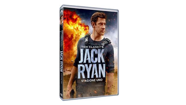 DVD della stagione 1 di Jack Ryan