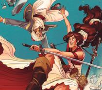 Delilah Dirk And The Turkish Lieutenant locandina