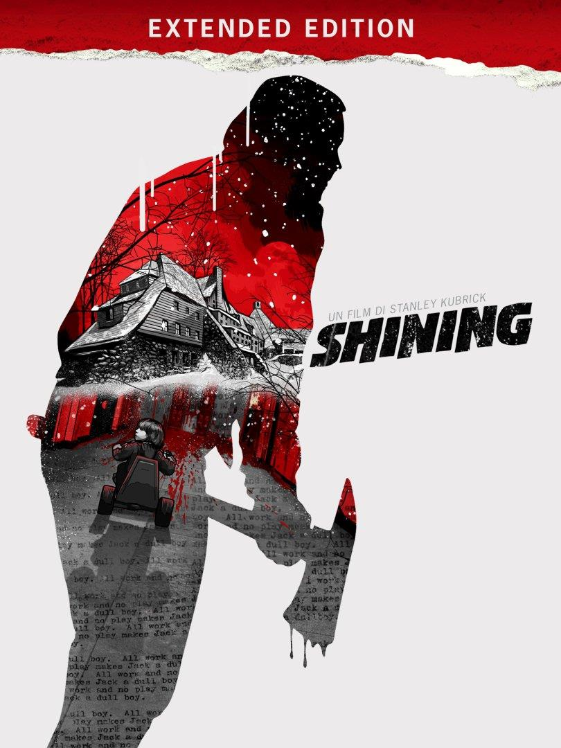 Shining Extended Edition poster