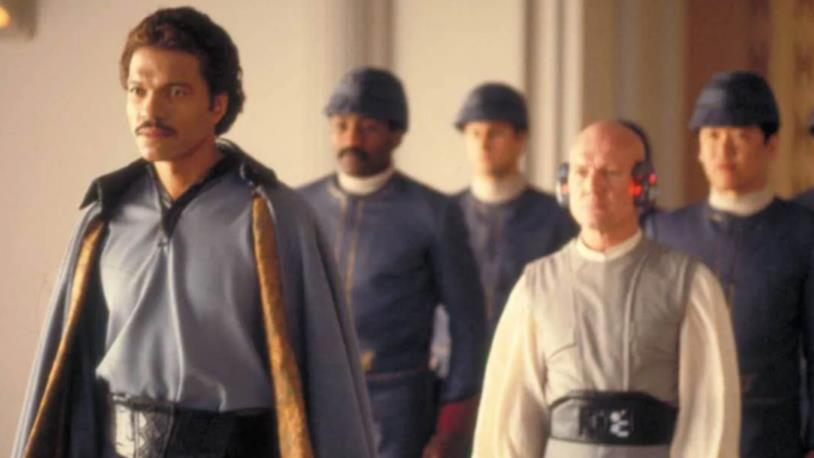 Lando Calrissian nella trilogia originale di Star Wars