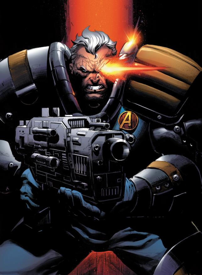 Cable nei fumetti Marvel