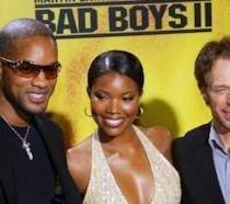 I protagonisti e il produttore di Bad Boys 2