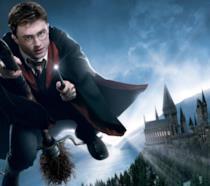 Immagine promozionale di Harry Potter chevola