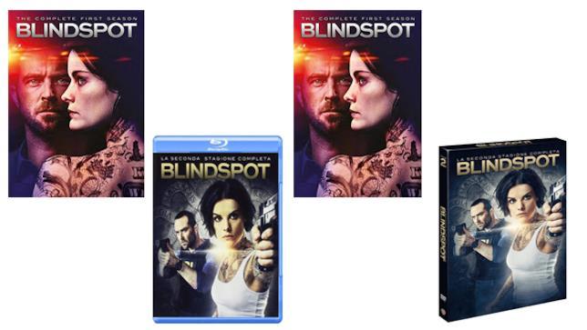 Blindspot - stagioni 1-2 Home Video