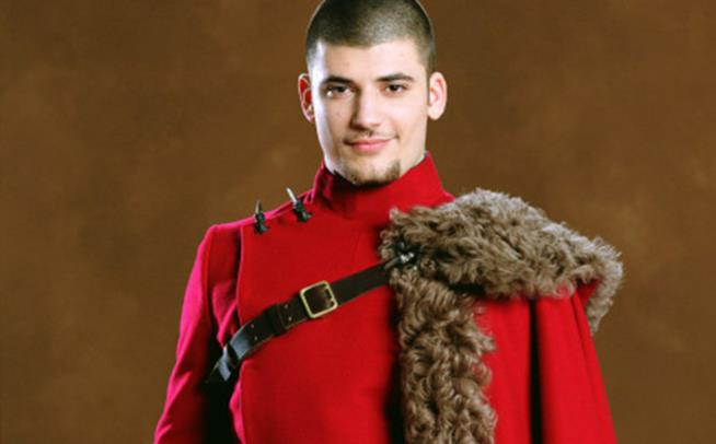 Stan Yanevski è Viktor Krum in Harry Potter