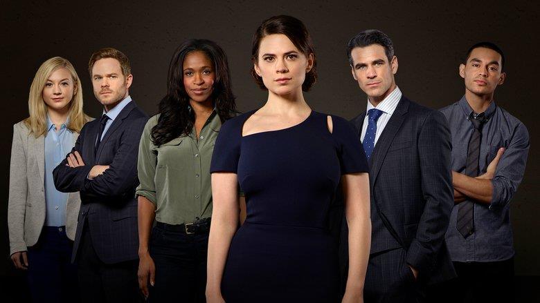 Il cast della serie TV Conviction