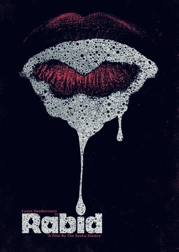 Il primo poster del remake di Rabid - Sete di sangue